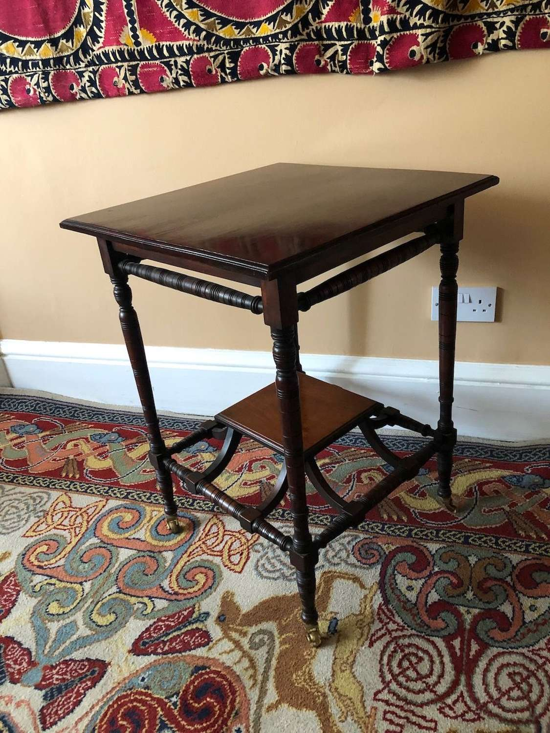 A Victorian Aesthetic table