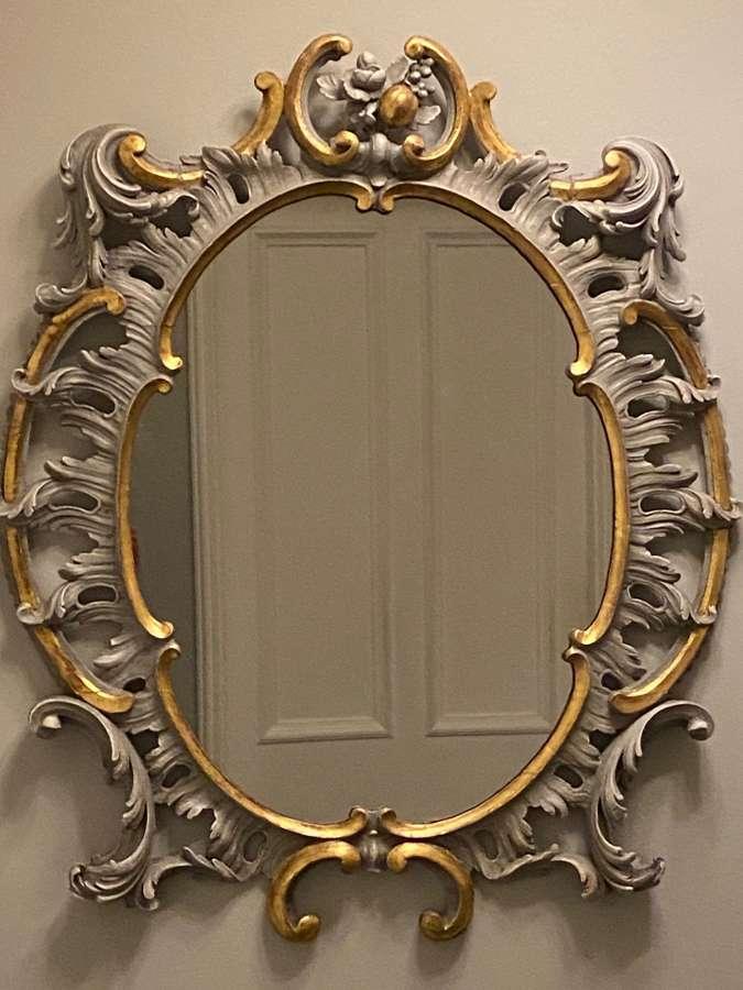 A George III mirror